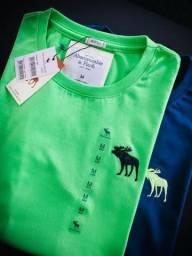 Camisetas atacado minimo 10 pcs abercrombie comprar usado  São Paulo