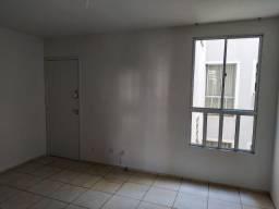 Apto 2 quartos, 1 vaga coberta.