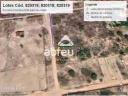 Terreno à venda em Bela vista, Macaíba cod:820318