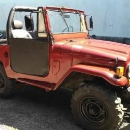 Vende ou troca Toyota bandeirantes Jipao