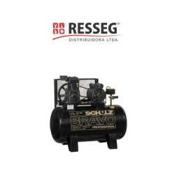 Compressor De Ar Csl10br/100l Schulz
