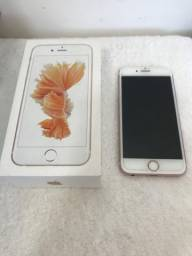 IPhone 6s 128gb Rose Completo