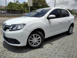 RENAULT LOGAN 1.6 EXPRESSION 8V FLEX 4P MANUAL. - 2016