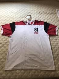 Camisa comemorativa Mundial 81