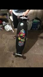 Vendo longboard semi-novo