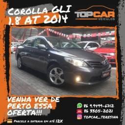 Toyota Corolla GLI 1.8 2014 - 2014