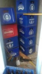 Caixas de cerveja com casco 600ml
