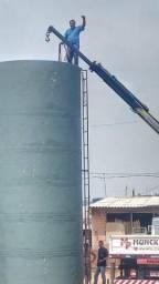 Caixa de água Fibra 30.000 -50.000 L