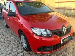 PROMOÇÃO DA SEMANA (Renault Logan Autentique Flex 1.0 / 2014 Único dono) - 2014