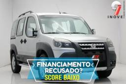 Doblo Score Baixo Pequena Entrada Oportunidade - 2014