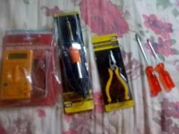 Vendo kit para eletrônica