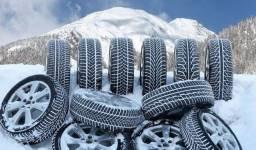 Noite de oferta de pneu