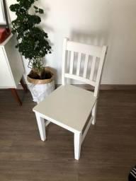 Cadeiras madeira maciça TokStok