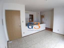 Apartamento com 3 dormitórios para alugar, 70 m² por R$ 1.000,00/mês - Centro - Pelotas/RS