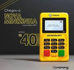 Minizinha NFC - Bluetooth: