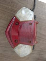 Lanterna traseira crypton 2012 yamaha usada seta branca