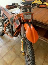 KTM 520 Cilindradas