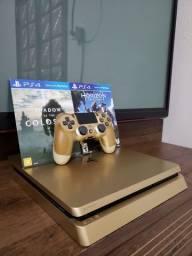 PlayStation 4 Slim Gold Edition 1TB