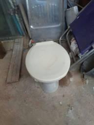 Vaso sanitário semi-novo