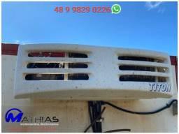 Camara termica 3.65mts usado revisado e instalado Mathias implementos