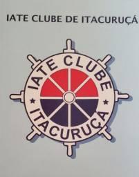 Vaga para barco no Iate clube de Itacuruça