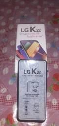 Lg k22 zero bala