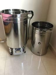 Panela Cervejeira Automatizada - Single Vessel 50 litros