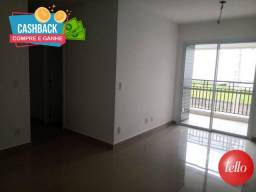 Apartamento à venda com 3 dormitórios em Vila floresta, Santo andré cod:218577