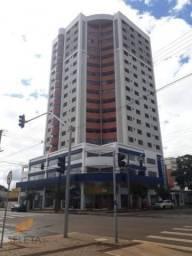 Apartamento com 2 dormitórios para alugar, 70 m² por R$ 1.050,00/mês - Centro - Cascavel/P