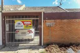 Casa à venda com 3 dormitórios em Campo pequeno, Colombo cod:925643