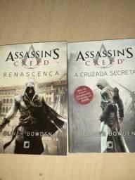 Assassin's creed livros