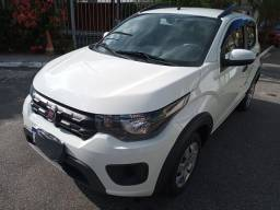 Fiat Mobi top , 2018 ,km 16.000 , doc 2020 vist