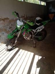 Kawasaki klx 300 moto impecável