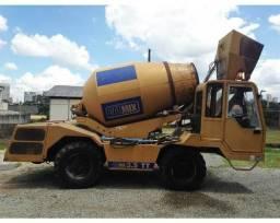 Auto betoneira  Carmix