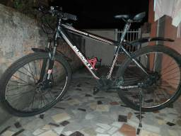Bicicleta quadro de alumínio aro 29 top