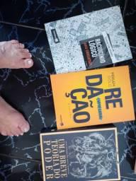 Vendo livros por 25 reais cada . Black Friday