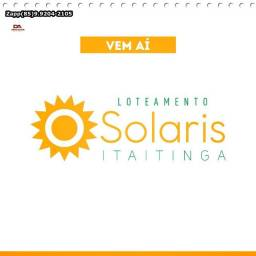 Título do anúncio: Marque sua visita::: Loteamento Solaris Gererau em Itaitinga::