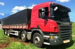 Scania p310  graneleiro  2015
