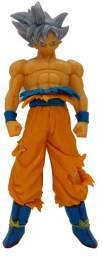 Boneco Goku Instinto Superior 18 Cm Dragon Ball Super