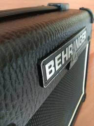 Amplificador Berhinger Pré Válvulado
