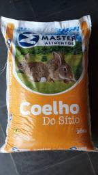 Ração pra coelho saco de 20kg