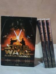 Star Wars Episódios 1,2,3,4,5 e 6 Originais!