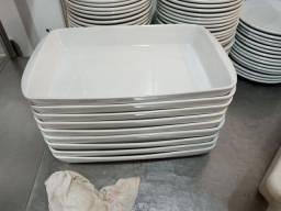 Assadeiras Schmidt, porcelana!!!