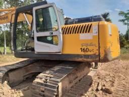 Escavadeira Hyundai Robex 160 LC-7<br><br>