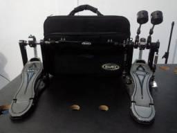 Pedal duplo Mapex Falcon + Bag