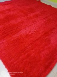 Tapetes o Grande vermelho e pink