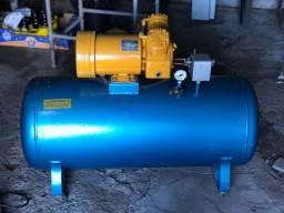 Compressor de 10 pés (100lts)