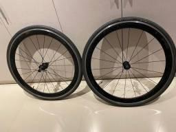 Par de roda aeolus comp 5 bontrager