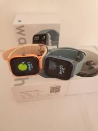 Vendo relógiio smartwatch p8