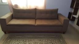 Sofa 4 lugares + poltrona
